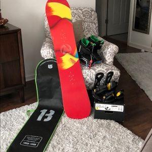 Burton Snowboard Equipment ( Youth )